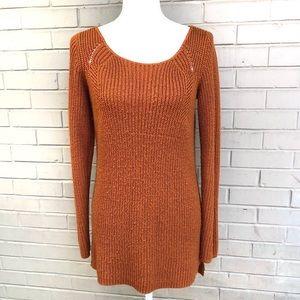 Merona Oversized Knit Sweater, Camel